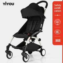 Foldable Aluminum Alloy Lightweight Stroller with En1888