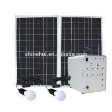 Home mini sistema de energía solar Fabricante