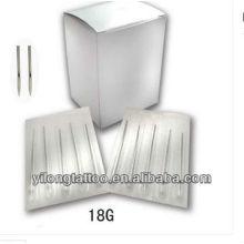 Agulha de perfuração G18 316L inox