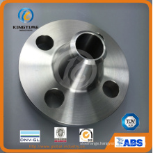 ASME B16.5 F316/F316L Stainless Steel Wn Flange Forged Flange with TUV (KT0268)