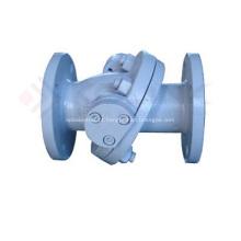 Válvula de disco basculante