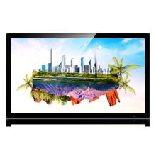 Moniteur LCD à écran tactile TFT à panneau IPS de 55 po