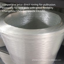 Producing Flexibility Tent Pole C-Glass Direct Roving