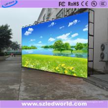 P6 extérieur / intérieur mince SMD Die-Casting polychrome LED / panneau d'affichage numérique de location pour la publicité de représentation d'étape