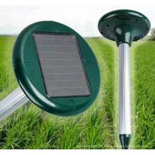 Ultra-sônica Pest Repeller Solar Power