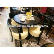 Mobiliário em barras de café em madeira XDW1008