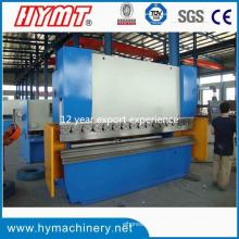 Wc67k-63X2500 E210 control máquina dobladora de placa de aluminio hidráulica / máquina dobladora de metal