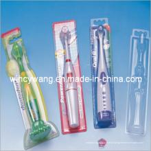 Caixa de embalagem plástica da escova de dentes (HL-124)