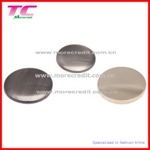 Custom Blank Metal Buttons with Laser Logo (TC-BU099)