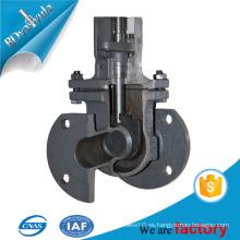 Válvula de compuerta estándar de la pipa de agua en ventas calientes del alto rendimiento en mercado de China