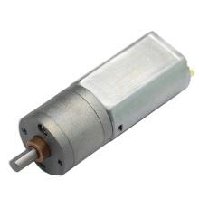 Motor eléctrico pequeño de la caja de engranajes
