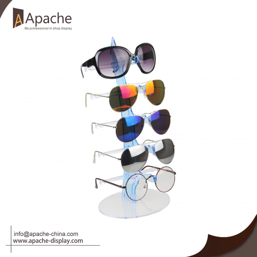 Multi-tier Acrylic Sunglasses Display Rack