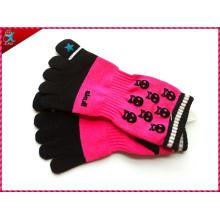 Custom Yoga Toe Socks Design