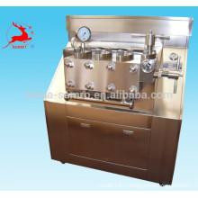 Dairy Homogenizer Machine with 4000L/h flow 30Mpa pressure
