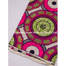 Africa Wax cotton fabric(Double printed)