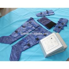 Presoterapia de aire portátil home drenaje linfático máquina / presoterapia home