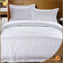 Белая стеганая атласная ткань