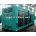 Cummins diseño de la planta de energía diesel en generador de tipo silencioso para uso industrial