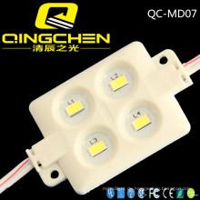 2015 Spitzenverkauf 4PCS hohe Leistung einzelne Farbe für das Anzeigenschild LED-Modul 5730