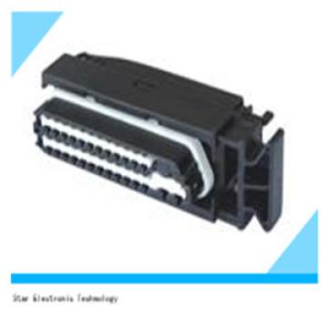 Fci 52 Pin ECU Auto Connector Automobile Female Automotive Connector