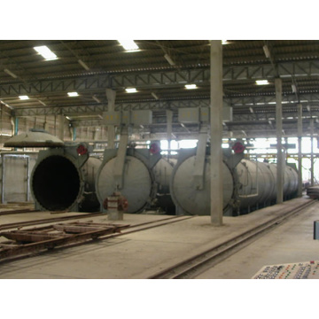 Machine autoclave AC2 × 31m AAC