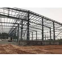 Custom steel structure fabrication  company Metal Steel Structure Hotel Building  in foshan