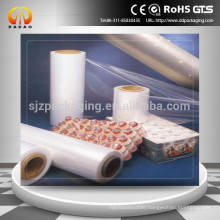PE Material Shrink Film and Bottle Water Packaging Use