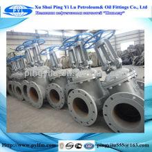 Задвижка стальная литая dn250 pn16 Z41H-16C