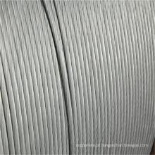 Cabo de comunicação ACS Fio de fio de aço revestido de alumínio
