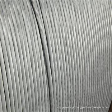 Metal Steel Acs Alumínio Fio de fio de aço revestido para linha de transmissão