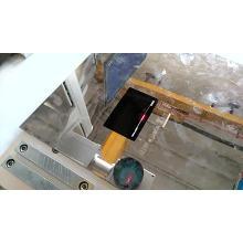 procurando a marcação do laser da fibra do agente 20w para o plástico da máquina de gravura da etiqueta