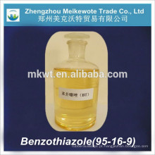 agentes químicos auxiliares BT tiazóis (CAS NO.:95-16-9)