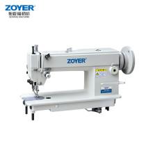 ZY0303 zoyer heavy duty top with bottom feed lockstitch sewing machine