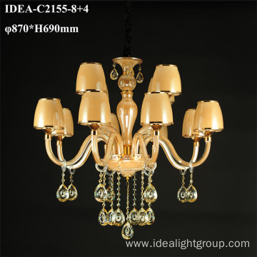 custom made chandelier pendant candle lamp