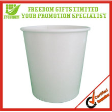 Tasse potable jetable promotionnelle