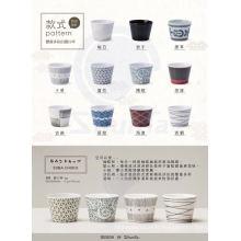 Coupe de mélamine / tasse de thé de mélamine (QQ659)