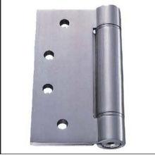 Bisagra reversible de níquel satinado de puerta de madera, hardware