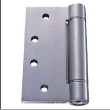 Reversible Wooden Folding Door Satin Nickel Hinge, Hardware