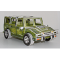 3D Humvee Military Vehicle Puzzle
