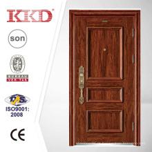 Porta de aço de luxo KKD-902