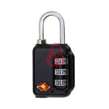 Tsa21031 3-наберите кодовый замок трос кодовый замок для путешествия багаж сумку