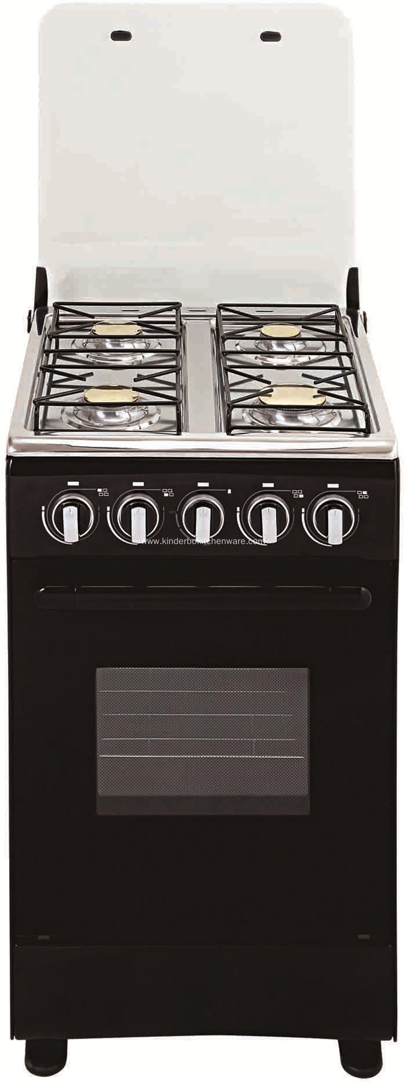 Gas Stove with Oven Freestanding Gascooker Gas Range Cooker