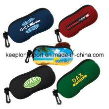 Pequeña bolsa de moda de neopreno para gafas y la cámara