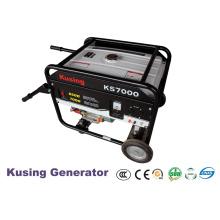 Generador portable de Gasolion con la aprobación de Ce / Soncap