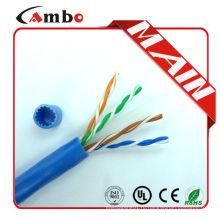 Cat6a cambo для 23 awg 4 пары голая медь, сделанная в Китае
