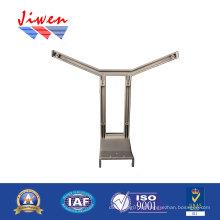 Alta qualidade de alumínio Die Casting para encosto de cadeira