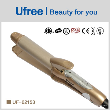 Ufree Mini Curling Wand Wholesale Travel Hair Curler and Straightener 2 in 1
