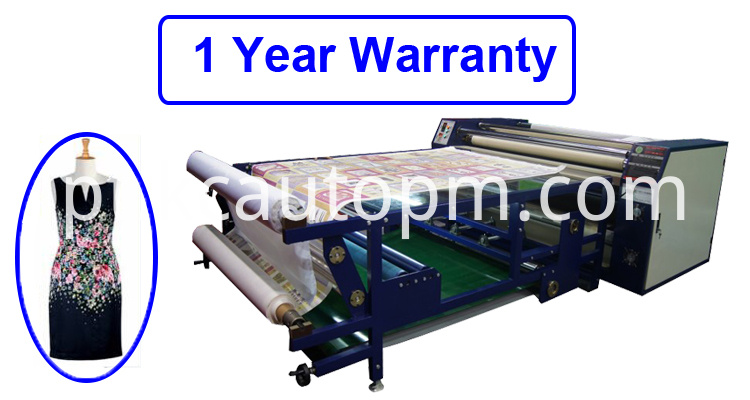 sublimation heat transfer machine