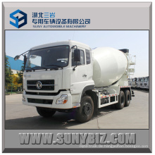 8 To12 Cubic Dongfeng 6X4 Betonmischer LKW
