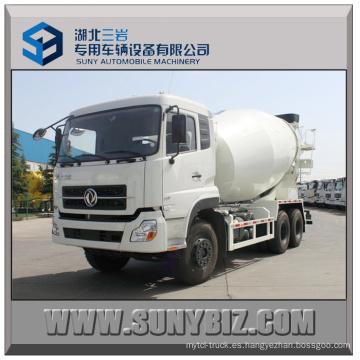 8 To12 Cubic Dongfeng 6X4 Camión Mezclador De Concreto